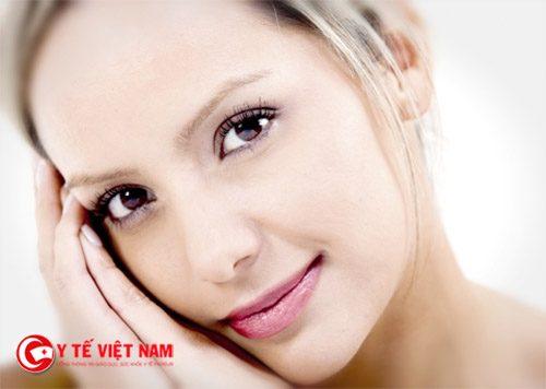 Chăm sóc da khô đúng cách để có làn da sáng mịn