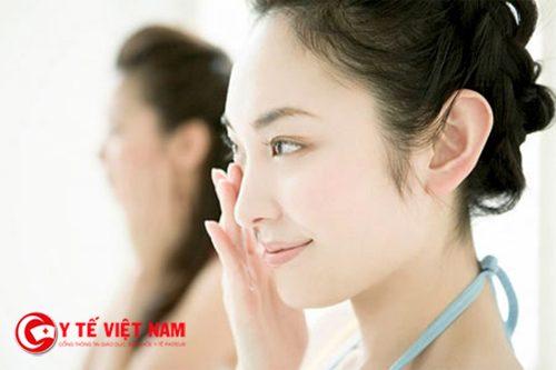 Bí quyết làm căng da mặt nhờ sữa đậu nành