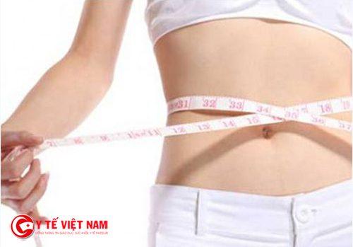 Sử dụng thắt lưng giúp bạn gái giảm cân nhanh  hơn