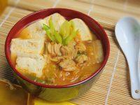 Món canh ngao đậu hũ giảm cân hiệu quả