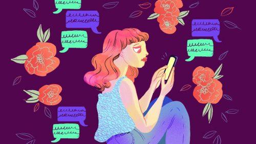 Càng dùng mạng xã hội nhiều, bạn càng dễ bị stress mãn tính