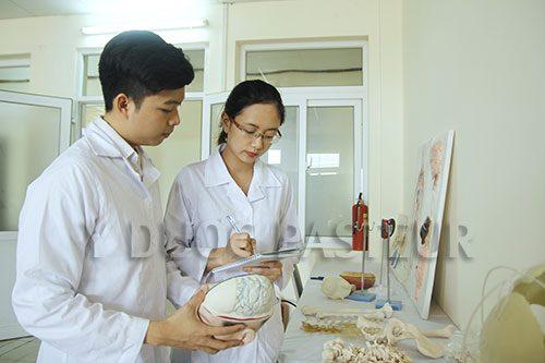 Mô hình đào tạo ngành Y Dược ưu việt của Trường Cao đẳng Y Dược