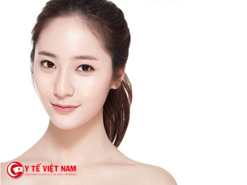 Da căng mịn sáng hồng với mặt nạ collagen