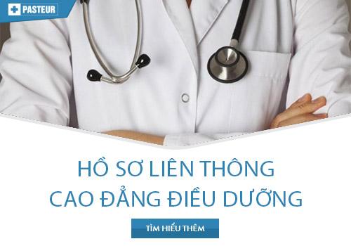Hồ sơ liên thông Cao đẳng Điều dưỡng chuẩn của Bộ