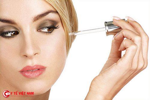 Serum có khả năng chăm sóc da từ sâu bên trong