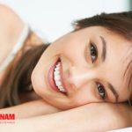Vitamin C giúp chăm sóc làn da trắng mịn hồng hào