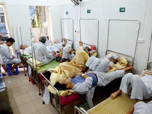 Đừng chủ quan khi thấy số bệnh nhân mắc sốt xuất huyết giảm