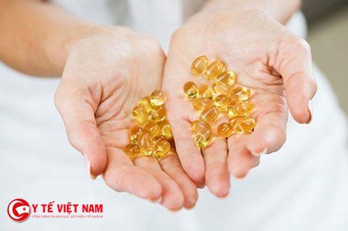 Sử dụng vitamin E đúng cách giúp da sáng mịn hồng hào