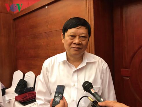 TS Nguyễn Viết Tiến, Thứ trưởng Bộ Y tế