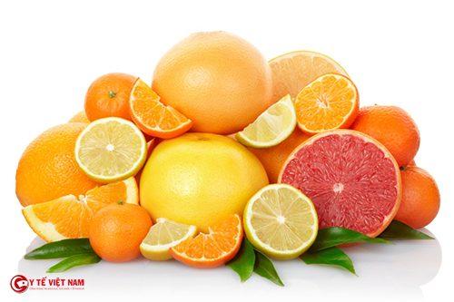 Bổ sung vitamin C giúp loại bỏ nếp nhăn hiệu quả