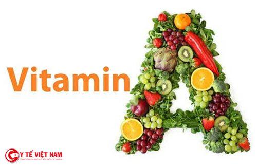 Vitamin A giúp chăm sóc làm đẹp da tại nhà