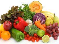 Các loại thực phẩm rau, củ, quả rất giàu vitamin
