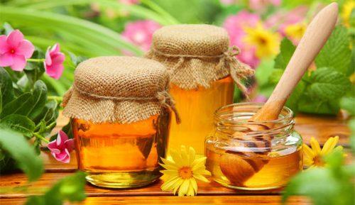 Mật ong chữa lở miệng hiệu quả