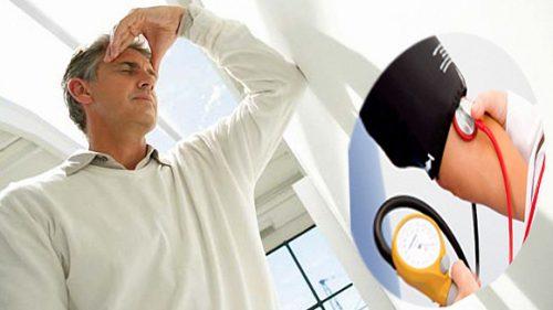 Tăng huyết áp là căn bệnh để lại nhiều biến chứng nguy hiểm