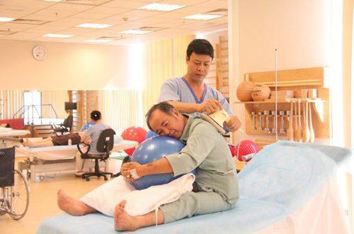Tiềm năng phát triển của ngành Vật lý trị liệu phục hồi chức năng  là rất lớn