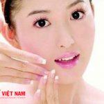 Làn da sáng mịn đều màu nhờ chăm sóc da mỗi ngày