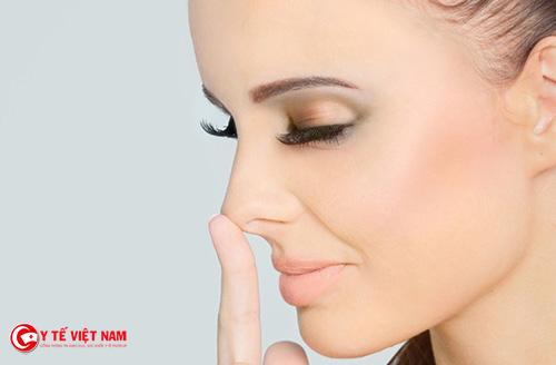 Nâng mũi giúp cải thiện dáng mũi cao ráo thanh thoát