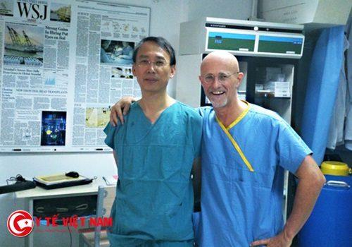 Trung Quốc: Chuẩn bị ca ghép đầu người đầu tiên trong lịch sử y học