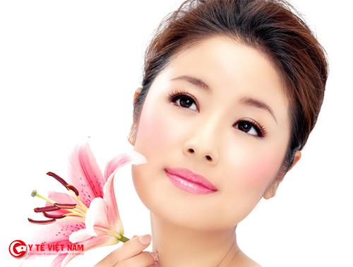 Chăm sóc da căng mịn trắng hồng tự nhiên với các mỹ phẩm