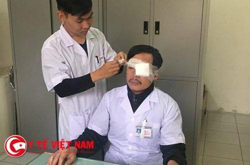 Cập nhật sức khỏe của bác sĩ Trung tâm cấp cứu 115 bị đánh ở Thái Bình?