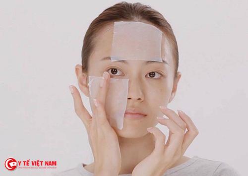 Chăm sóc da căng mịn cho bạn gái cần theo trình tự