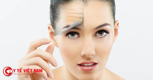 Đậu đỏ giúp giảm thiểu các nếp nhăn hiệu quả