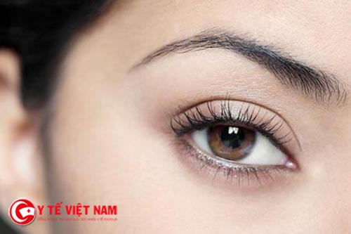 Cải thiện đôi mắt một mí nhờ nhấn mí Hàn Quốc
