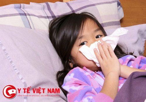 Bác sĩ chỉ ra một số dấu hiệu điển hình của bệnh hô hấp ở trẻ nhỏ cần chú ý?