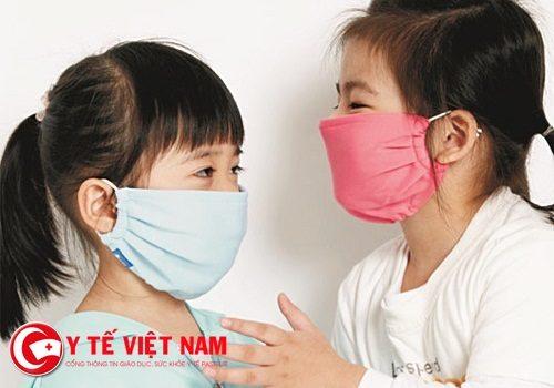 Nguyên nhân gây ra bệnh hô hấp mùa Đông cho trẻ em khi chuyển mùa