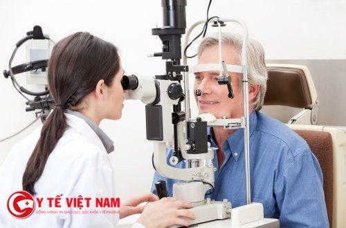 Phát hiện, điều trị sớm tránh mất thị lực vĩnh viễn