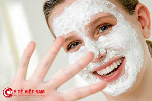 Mặt nạ ngọc trai giúp chăm sóc da sáng mịn hồng hào
