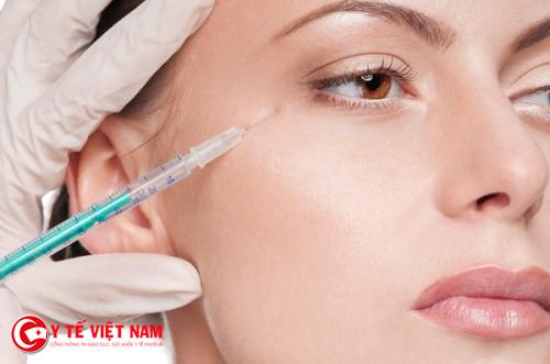 Tiêm botox 2.0 làm căng da mặt