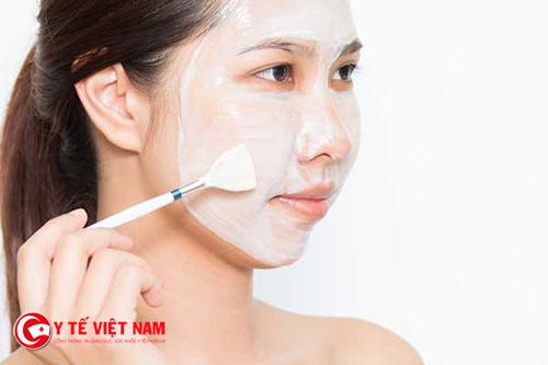 Chăm sóc da sáng mịn với mặt nạ tự nhiên