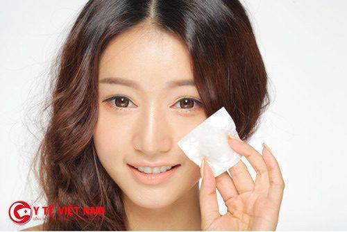 Cần chăm sóc da đúng cách để có làn da căng mịn