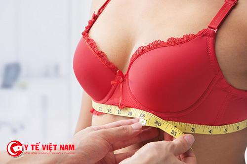 Xây dựng chế độ ăn uống để cải thiện bầu ngực