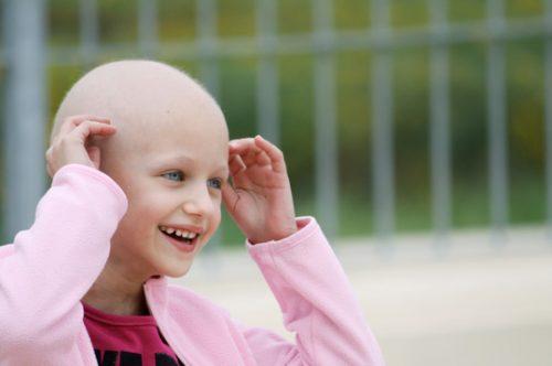 Điều trị ung thư cho trẻ em là một vấn đề nan giải đối với các Bác sĩ
