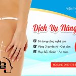 Viện thẩm mỹ Hà Nội giảm giá 20% dịch vụ nâng mông cho phái đẹp