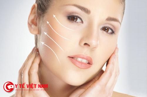 Trẻ hóa da nhờ căng da mặt