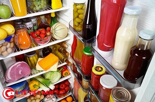 Hướng dẫn cách bảo quản thực phẩm trong ngày Tết