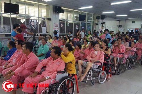 Bệnh viện Chợ Rẫy chăm sóc cho gần 100 người bệnh đón Tết