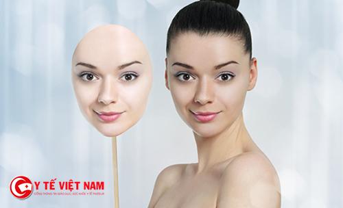 Làn da căng mịn từ phương pháp căng da mặt nội soi
