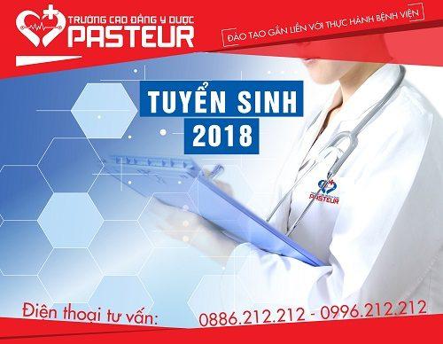 Học ngành Y Dược phải chọn Trường Cao đẳng Y Dược Pasteur