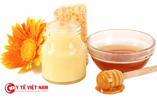 Sữa ong chúa giúp chống lão hóa da hiệu quả
