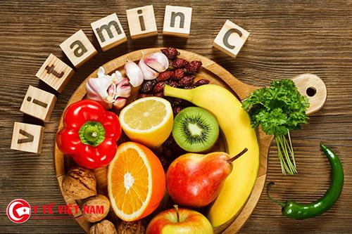Bổ sung vitamin C để ngăn ngừa lão hóa hiệu quả