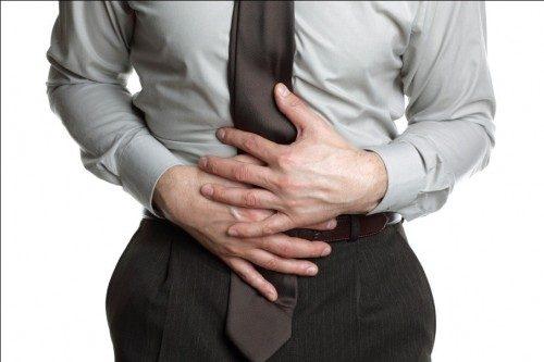 Bệnh nhân đau dạ dày thường có biểu hiện  đau vùng thượng vị