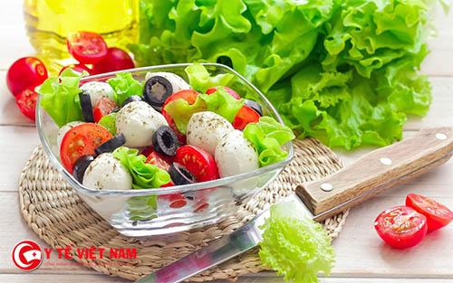 Bổ sung tăng cường rau xanh trái cây sẽ chăm sóc da hữu hiệu nhất