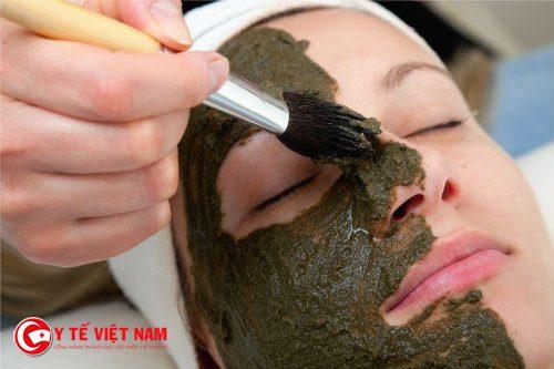 Sử dụng mặt nạ rong biển để ngăn ngừa lão hóa da cực hiệu quả