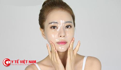 Sử dụng mặt nạ cấp ẩm cho da mềm mịn