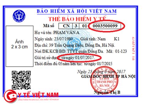 Những đối tượng đổi thẻ BHYT sang mã số BHXH