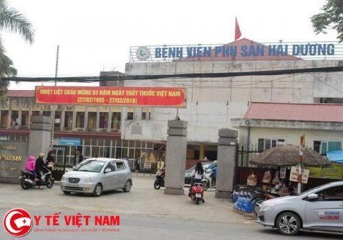 Bệnh viện phụ sản Hải Dương: Xác minh trường hợp trẻ sơ sinh tử vong
